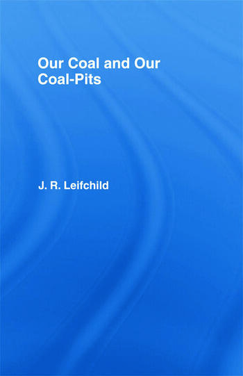 Our Coal and Coal Pits book cover