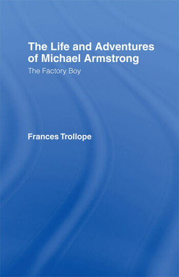 The Life and Adventures of Michael Armstrong: the Factory Boy book cover