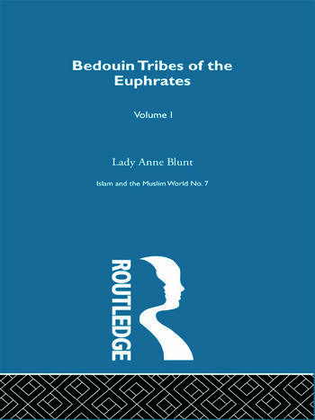 Bedouin Tribes of the Euphrates book cover