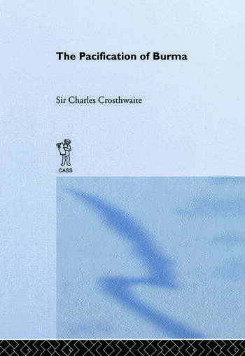 Pacification: Burma book cover