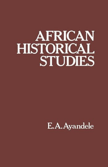 African Historical Studies book cover