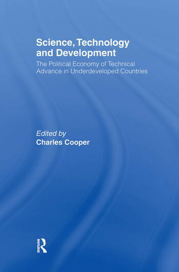 Science, Technology and Development book cover