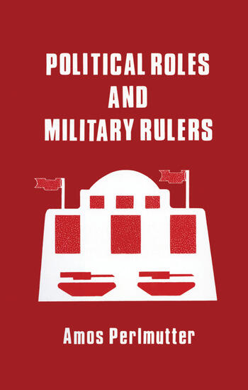 Political Roles and Military Rulers book cover