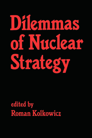 Dilemmas of Nuclear Strategy book cover