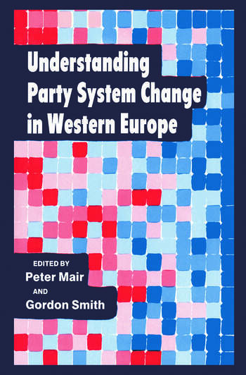 Understanding Party System Change in Western Europe book cover
