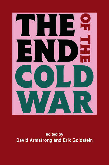 the end of the cold war essay The cold war resulted from there ideological difference and was until 1948 primarily based in europe when the cold war suddenly expanded into asia in 1949, it was a great surprise to everyone at the end of world war ii asia had been left in a power vacuum japans defeat had ended a dominate.