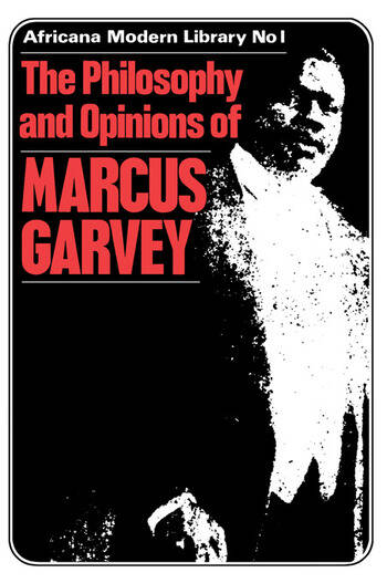 More Philosophy and Opinions of Marcus Garvey book cover
