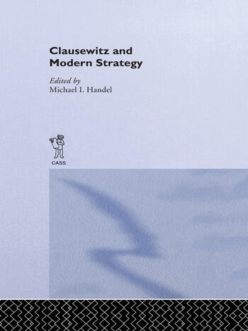 Clausewitz and Modern Strategy book cover