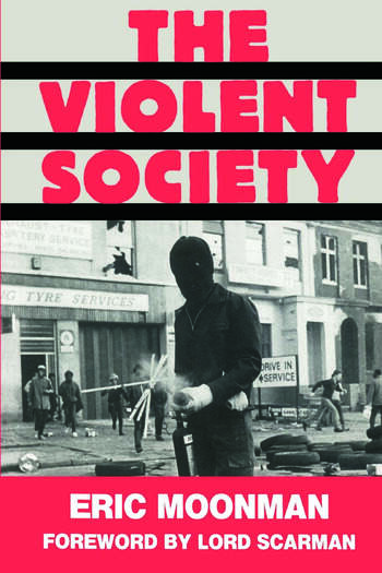 The Violent Society Violent Society book cover