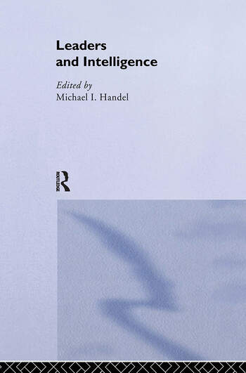 Leaders and Intelligence book cover