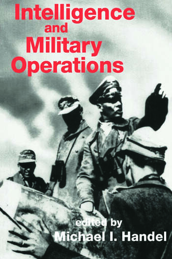 Intelligence and Military Operations book cover