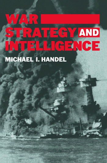 War, Strategy and Intelligence book cover