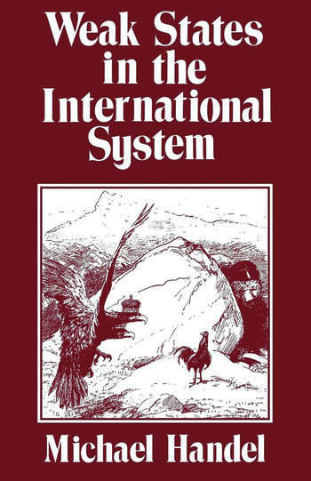 Weak States in the International System book cover