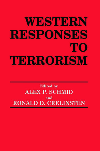 Western Responses to Terrorism book cover
