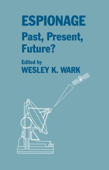 Espionage: Past, Present and Future? book cover