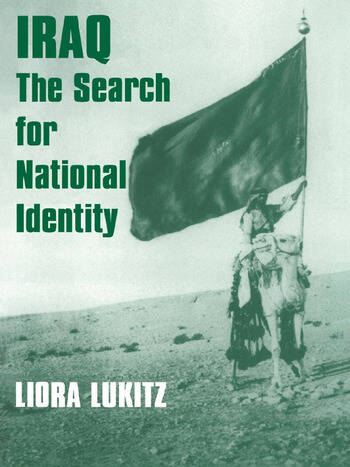 Iraq The Search for National Identity book cover