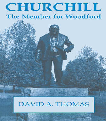 Churchill, the Member for Woodford book cover