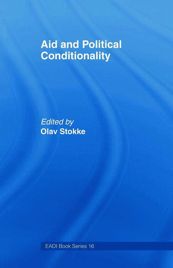 Aid and Political Conditionality book cover