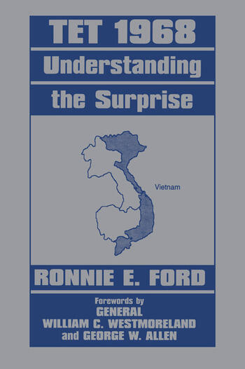 Tet 1968 Understanding the Surprise book cover