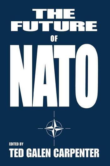 The Future of NATO book cover