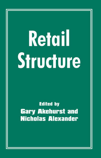 Retail Structure book cover