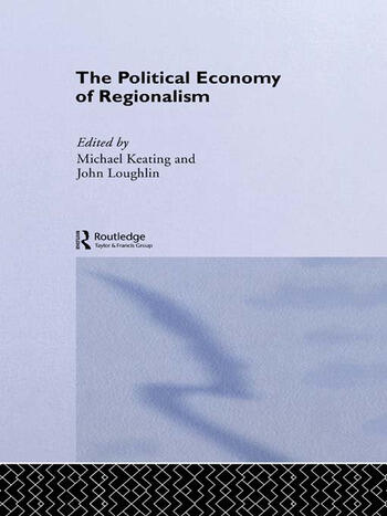 The Political Economy of Regionalism book cover