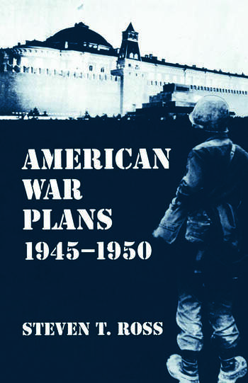 American War Plans 1945-1950 book cover