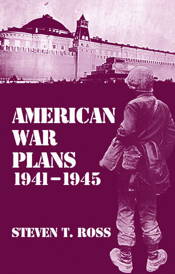 American War Plans, 1941-1945 The Test of Battle book cover