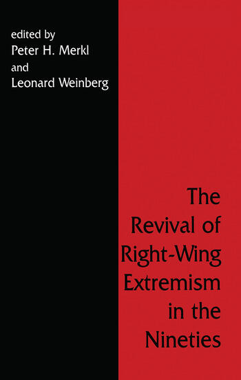 The Revival of Right Wing Extremism in the Nineties book cover