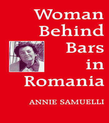 Women Behind Bars in Romania book cover