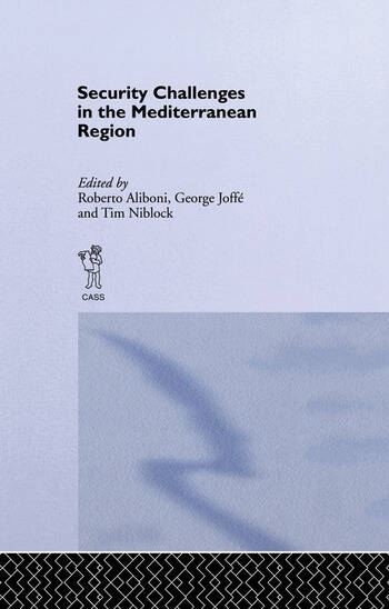 Security Challenges in the Mediterranean Region book cover