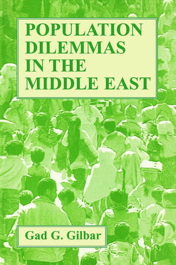 Population Dilemmas in the Middle East book cover