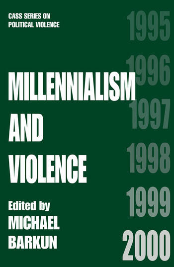 Millennialism and Violence book cover