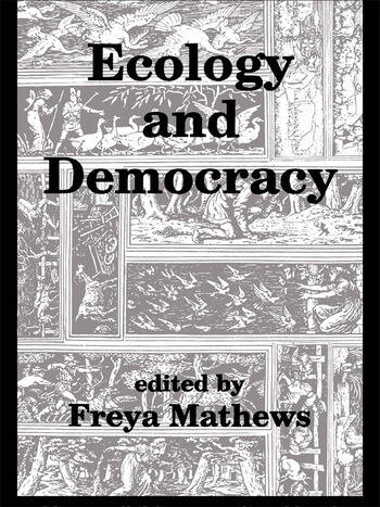 Ecology and Democracy book cover