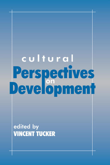 Cultural Perspectives on Development book cover