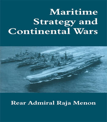 Maritime Strategy and Continental Wars book cover