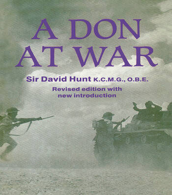 A Don at War book cover