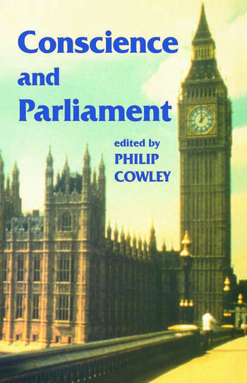 Conscience and Parliament book cover