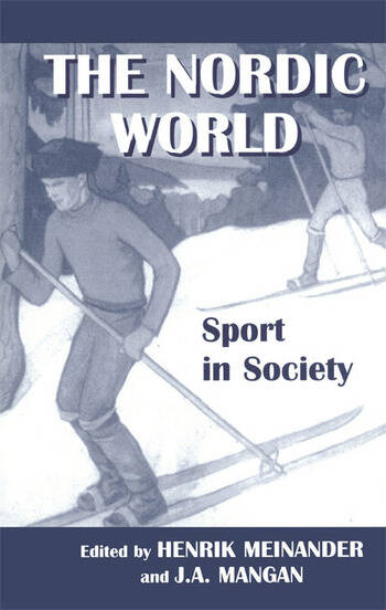 The Nordic World: Sport in Society book cover