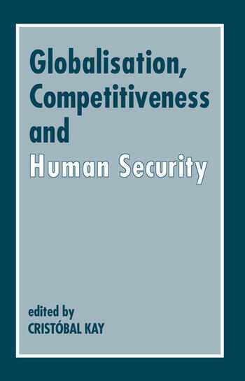 Globalization, Competitiveness and Human Security book cover