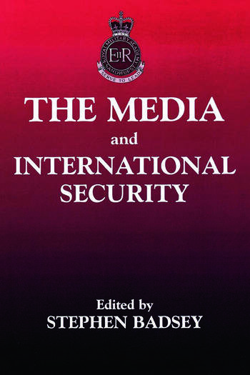 The Media and International Security book cover