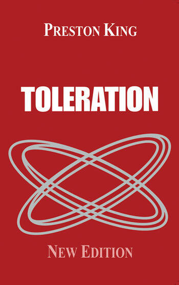 Toleration book cover