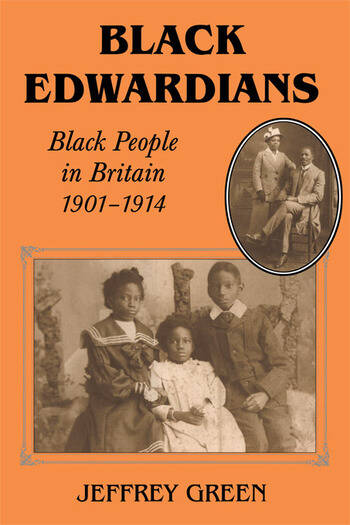 Black Edwardians Black People in Britain 1901-1914 book cover