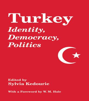 Turkey Identity, Democracy, Politics book cover