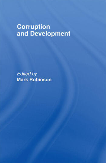 Corruption and Development book cover