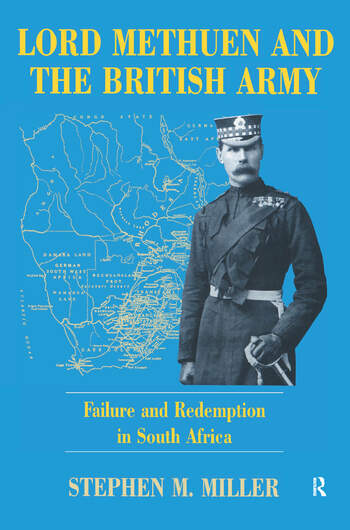 Lord Methuen and the British Army Failure and Redemption in South Africa book cover