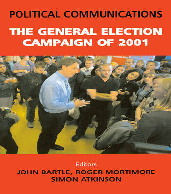 Political Communications The General Election of 2001 book cover