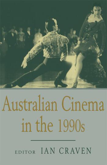 Australian Cinema in the 1990s book cover