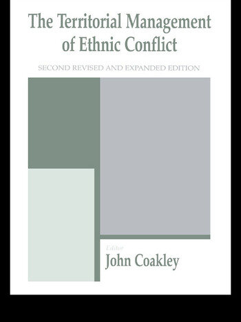 The Territorial Management of Ethnic Conflict book cover