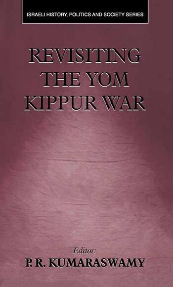 Revisiting the Yom Kippur War book cover